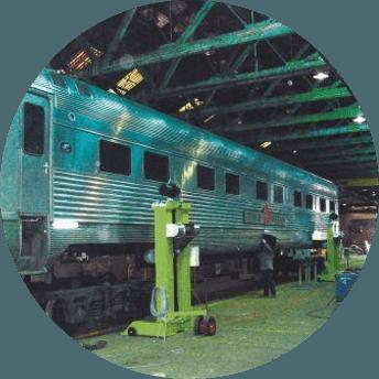 Portalift Rail Hoists